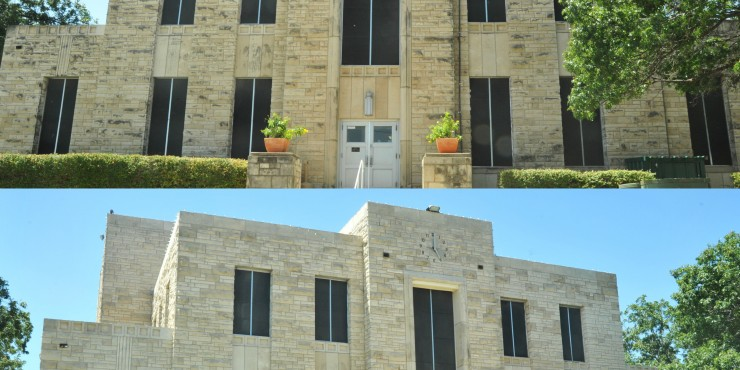 Waco Courthouse Makeover