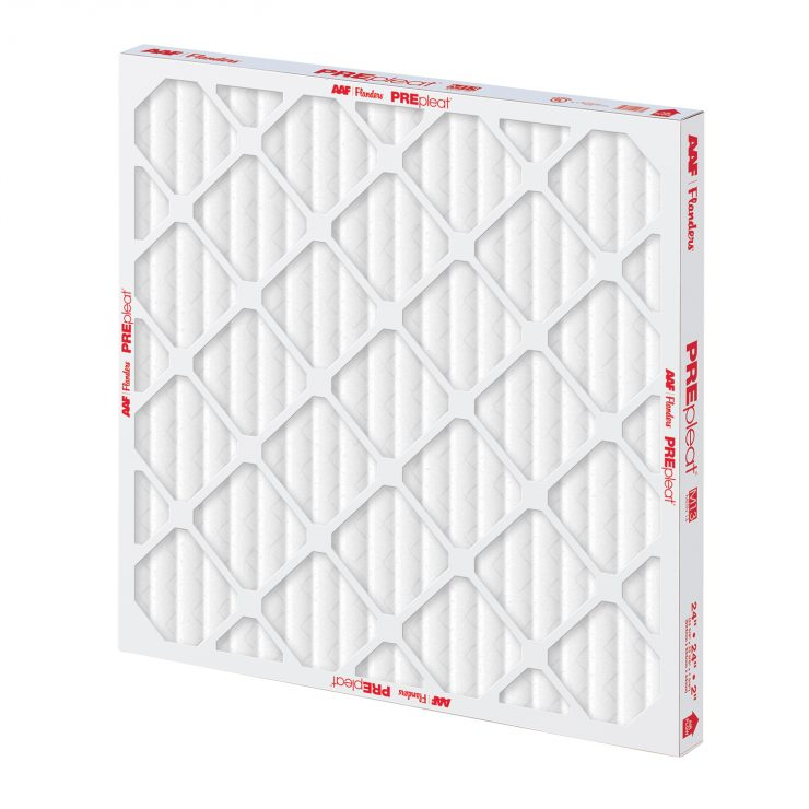 AAF PREpleat MERV 13 air filter distributed by Joe W. Fly Co., Inc.