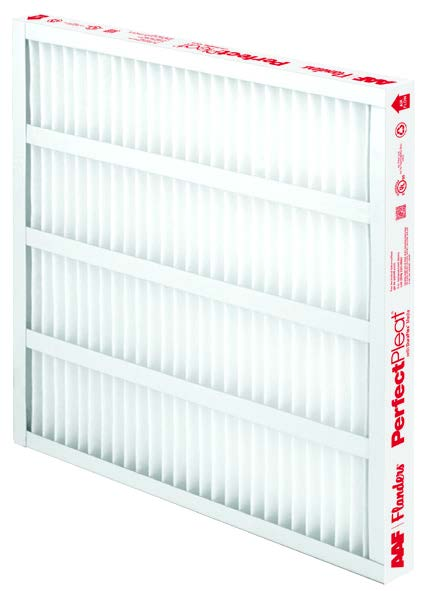 AAF PerfectPleat high capacity MERV 8 air filter distributed by Joe W. Fly Co., Inc.