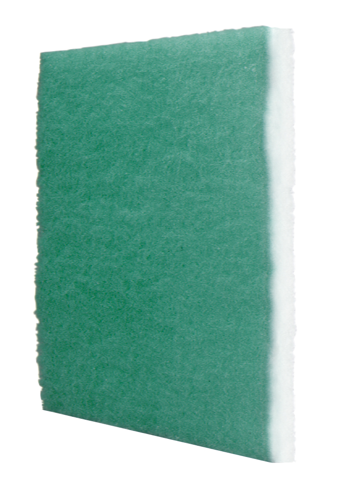 PolyKlean Green air filter distributed by Joe W. Fly Co., Inc.