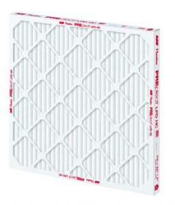 AAF PREpleat Low Pressure Drop High Capacity air filter distributed by Joe W. Fly Co., Inc.