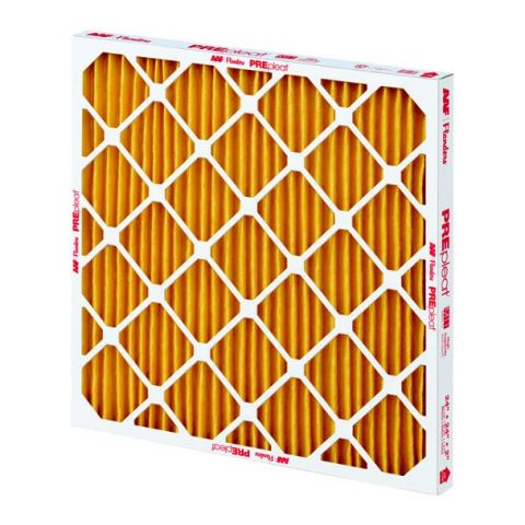 AAF PREpleat MERV 8 air filter distributed by Joe W. Fly Co., Inc.