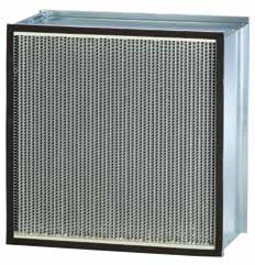 AAF AstroCel 1 High Capacity air filter distributed by Joe W. Fly Co., Inc.