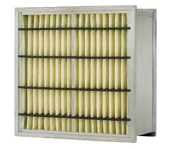 AAF VariCel RF air filter with synthetic media distributed by Joe. W. Fly Co., Inc.