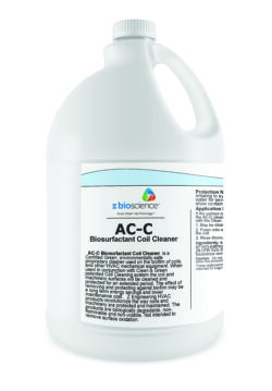 HVAC Probiotic Cleaner distributed by Joe W. Fly Co., Inc.